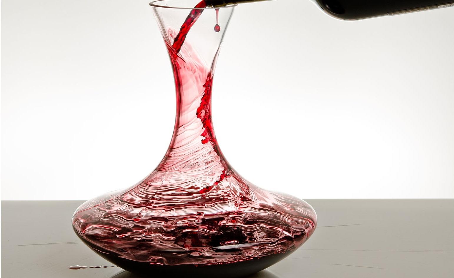 Кальян на красном вине